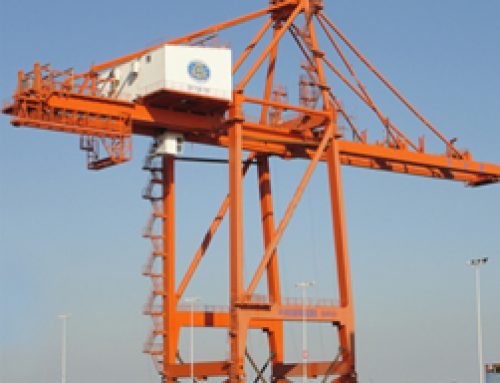 Ship-To-Shore Container Cranes